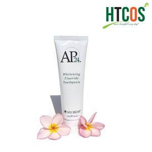 Kem đánh trắng răng Nuskin AP24 - Whitening Fluoride Toothpaste hiệu quả ra sao