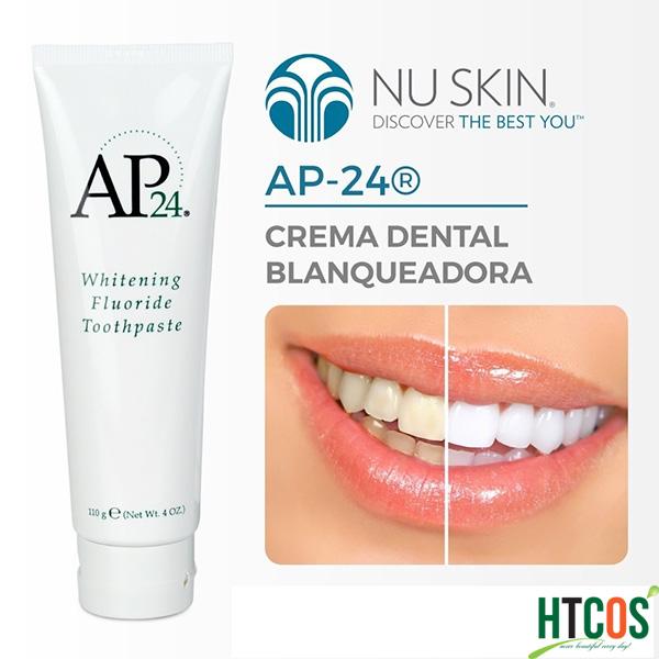 Kem đánh trắng răng Nuskin AP24 - Whitening Fluoride Toothpaste