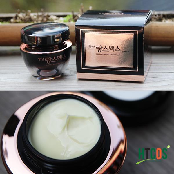 kem Dưỡng Trắng, Giảm Nám Dongsung Miskos Prestige Whitening Cream 50g chính hãng