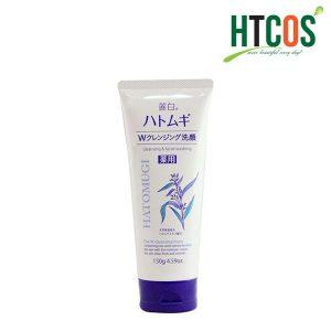Sữa Rửa Mặt Trắng Da Hatomugi Cleansing And Facial Washing 130g có tốt không