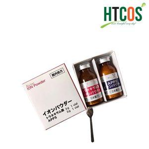 Cặp Ion Vitamin C + 70% và Ion Tranexamic Acid + nội địa