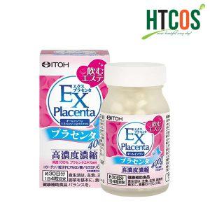 Viên uống Itoh Ex Placenta 120 viên mua ở đâu