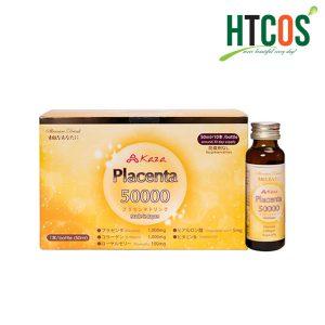 Nước uống Kaza Placenta 50.000mg được ưa chuộng số 1 tại Nhật Bản nội địa