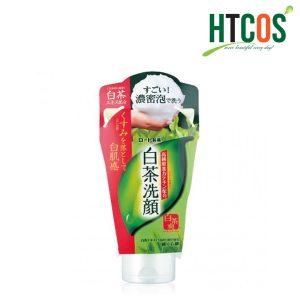 SỮA RỬA MẶT TRÀ XANH NHẬT BẢN – SHIROCHASOU – GREEN TEA FOAM (120G) hiệu quả không