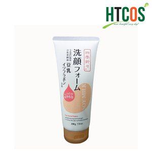 Thành phần đặc biệt trong sữa rửa mặt dưỡng ẩm sữa đậu nành Soy Milk The Facial Foam