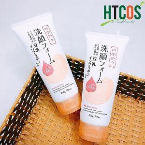 Sữa rửa mặt dưỡng ẩm sữa đậu nành Soy Milk The Facial Foam 200g chính hãng của Nhật Bản