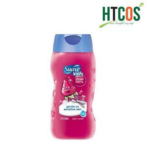 Sữa Tắm Trẻ Em Suave Kids Body Wash Strawberry 355ml chính hãng