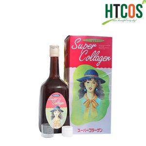 Nước uống làm đẹp da Super Collagen 720ml của Nhật Bản mua ở đâu