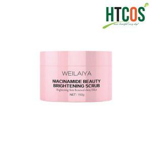 Tẩy tế bào chết Weilaiya Niacinamide Beauty Brightening Scrub 150gr mua ở đâu