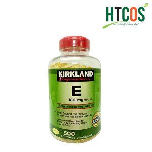Vitamin E của Mỹ giá bao nhiêu