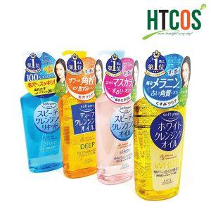 Dầu Tẩy Trang Kose Softymo Cleangsing oil 230ml Nội Địa Nhật Bản hiệu quả