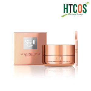 Kem Dưỡng Da Trị Thâm Vùng Mắt SK-II LXP Ultimate Perfecting Eye Cream 15gr chính hãng