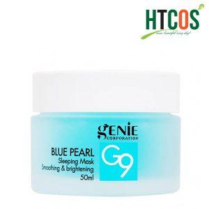 Mặt Nạ Ngủ Genie Blue Pearl Sleeping Mask G9 50ml