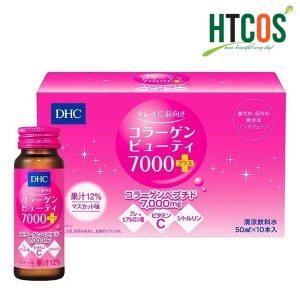 Collagen DHC Beauty 700+ Hộp 10 chai 50ml Nhật Bản