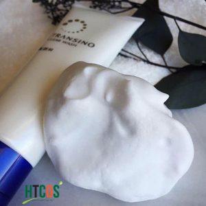 Sữa rửa mặt trắng da trị nám Transino Clear Wash 100g nội địa