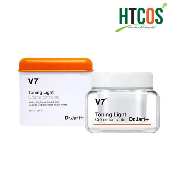 Kem dưỡng trắng da V7 Toning Light Dr Jart 50ml của Hàn Quốc