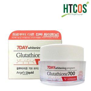 Kem Dưỡng Trắng Da Angel's Liquid 7Day Whitening Program Glutathione 700 V