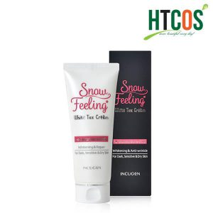 Kem Dưỡng Trắng Da Incugen Snow Feelilng White Tox Cream Glutathione 600 Hàn Quốc