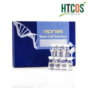 Ronas Stem Cell Solution có nguồn gốc hoàn toàn từ thực vật giúp tăng trưởng và tái tạo tế bào, phục hồi da từ sâu bên trong.