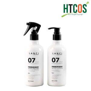 Tắm trắng Lanci 07 DAYS Premium Body White Peeling