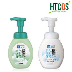 Sữa rửa mặt tạo bọt Hada Labo Gokujyun Foaming Cleanser