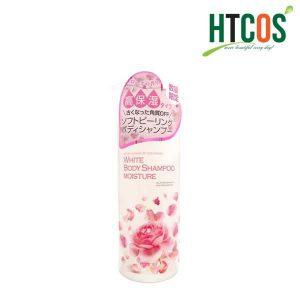 Review sữa tắm trắng toàn thân White Body Shampoo Manis