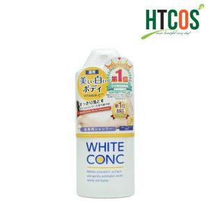 Sữa tắm trắng da toàn thân White Conc Nhật giá bao nhiêu