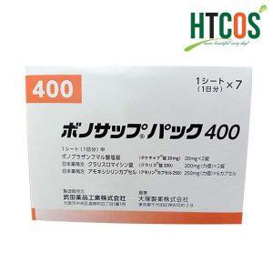Vì sao nên sử dụng Thuốc đặc trị vi khuẩn HP Lansup 400?