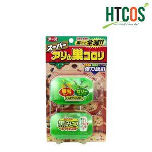 Thuốc diệt kiến của Nhật vỉ 2 hộp Super Arinosu Koroki có diệt được kiến không