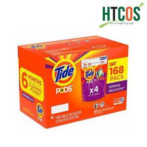 Túi giặt Tide PODS Spring Meadow 152 Viên - USA