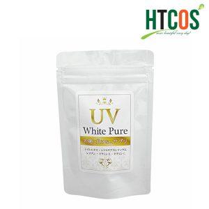Viên uống chống nắng UV White Pure Nhật Bản gói 60 viên