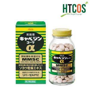 Nên mua viên uống trị đau dạ dày Kyabeijin Mmsc Kowa 300 viên của Nhật ở đâu?