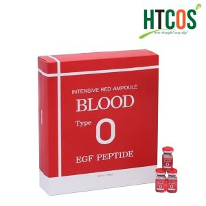 Huyết Thanh Tiểu Cầu Intensive Red Ampoule Blood Type O