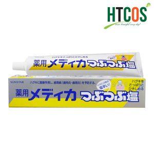 Kem đánh răng muối Sunstar 170g Nhật Bản - Bảo vệ nướu