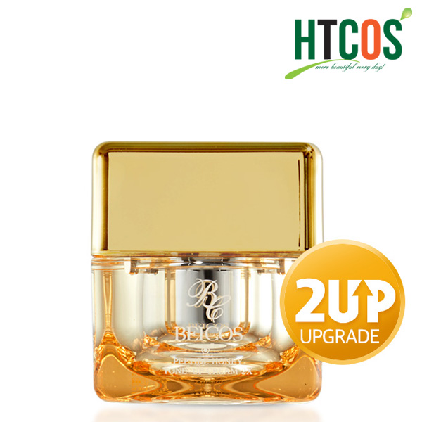 Kem Dưỡng Kích Trắng Beicos Peptide Honey Tone Up Cream 2X 50g
