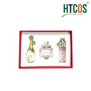 Set Nước Hoa Dior 3 Chai - Sang Trọng Tinh Tế
