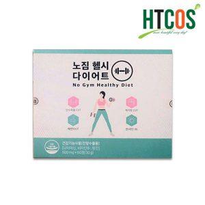 Viên Uống Giảm Cân Genie No Gym Healthy Diet Hàn Quốc