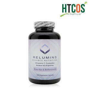 iên Uống Trắng Da Relumins Advance Nutrition Vitamin C Complex Của Mỹ