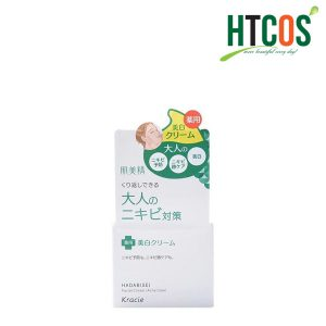 Kem dưỡng da trị mụn Kracie Hadabisei Facial Cream 50g