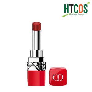 Son Dior – Rouge Dior Ultra Rouge #641 ULTRA SPICE – Đỏ Nâu Thời Thượng