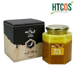 Sâm nghệ mật ong Mama Chuê (mamachue) Hàn Quốc được chiết xuất từ những thảo dược tuyệt vời của thiên nhiên.
