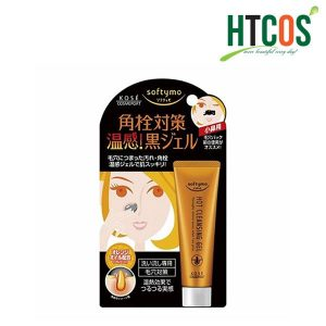 gel lột mụn đầu đen kose softymo hot cleansing gel