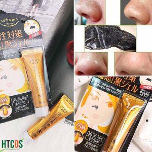 gel lột mụn đầu đen kose softymo hot cleansing gel sử dụng ra sao