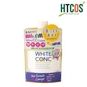 Kem dưỡng trắng White ConC của Nhật có tốt không?