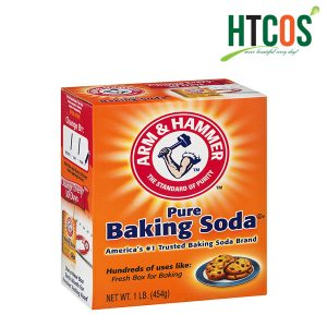Bột Pure Baking Soda Arm Hammer 454gr