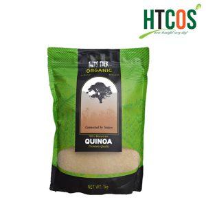 Hạt Diêm Mạch Hữu Cơ Quinoa Nuts Talk Organic 1Kg Peru