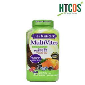 Kẹo Dẻo Vitamin Tổng Hợp Vitafusion Multivites 260 Viên Mỹ