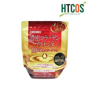 Bột Collagen Nhau Thai Heo Orihiro 60000mg Nhật Bản