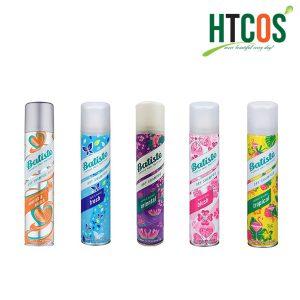 Dầu Gội Khô Batiste Dry Shampoo 200ml United Kingdom