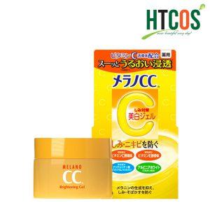 Gel Dưỡng Trắng Da Trị Nám CC Melano Brightening 100gr Nhật Bản